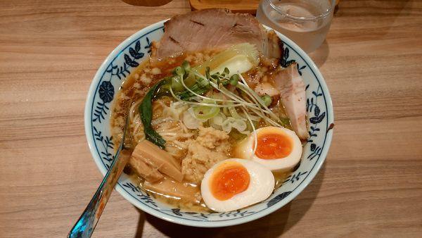 「生姜醤油らーめん煮玉子入り¥900-」@Niiの写真