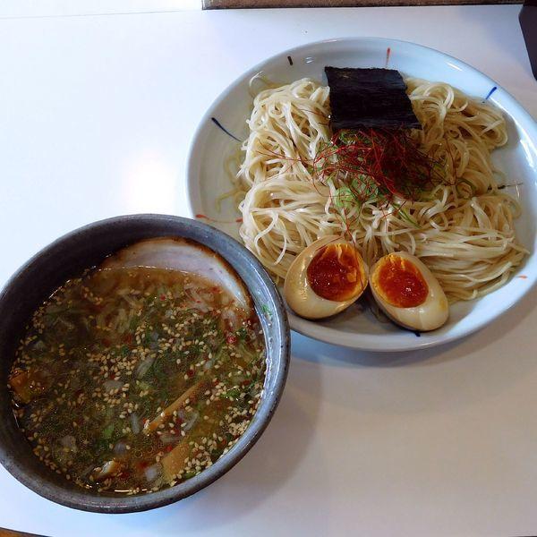 「特製つけ麺(800円)」@支那そばや 相模原店の写真
