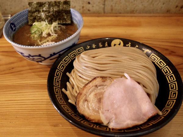 「つけめん…830円」@中華蕎麦うゑずの写真
