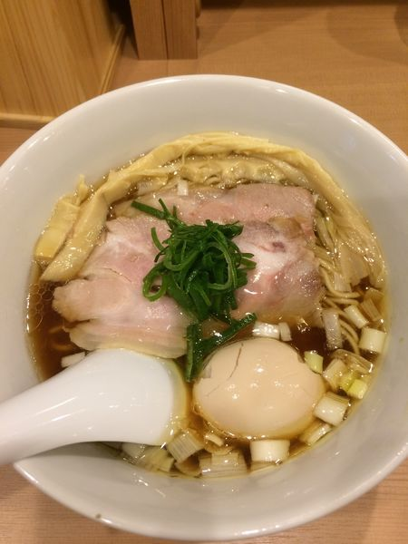 「特製らぁ麺1000円」@麺亭しま田の写真