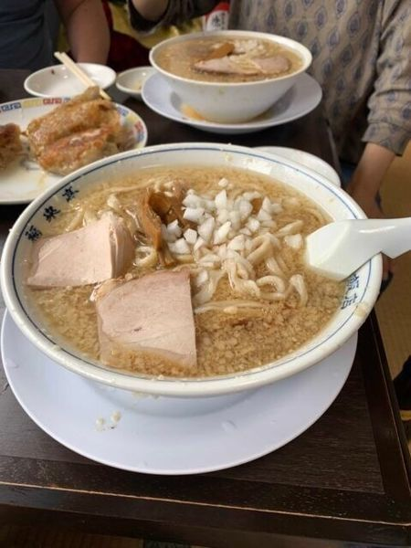 「中華蕎麦」@杭州飯店の写真
