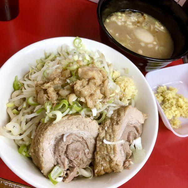 「つけ麺¥850+生姜¥30」@ラーメン一心の写真
