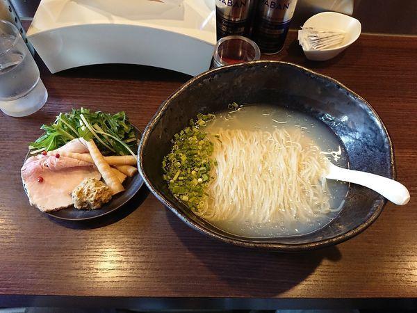 「貝感  @850円 限定」@麺処 まるは BEYONDの写真