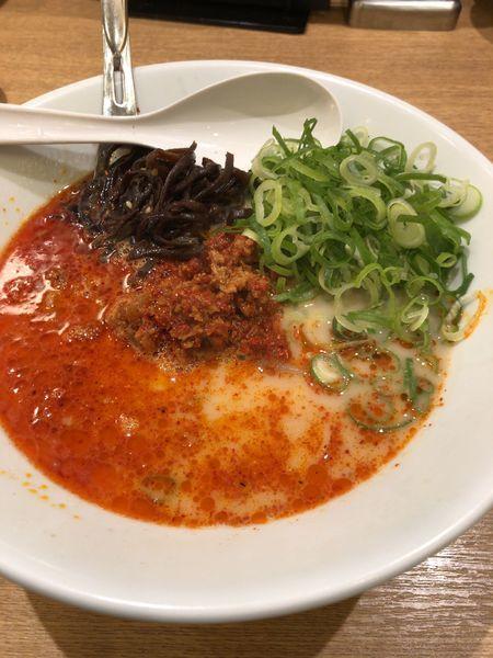 「一風堂からか麺」@一風堂 川越インター店の写真