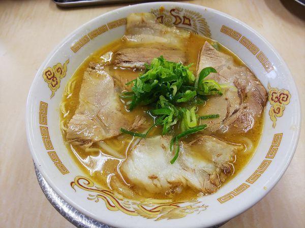「味噌ラーメン 450円」@まるやすラーメンの写真