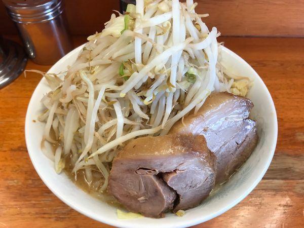 「小(麺少なめ)」@ラーメン二郎 立川店の写真
