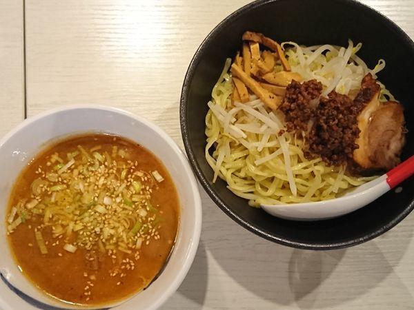 「味噌つけ麺」@麺屋 誉の写真