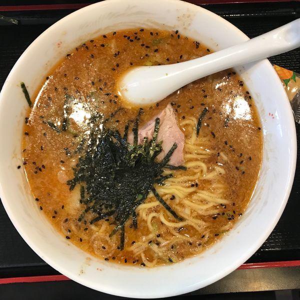 「漢方ラーメン 500円」@漢方ラーメン渡辺の写真