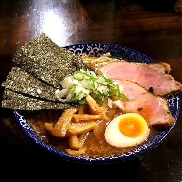 「特製らぁ麺」@光そばの写真