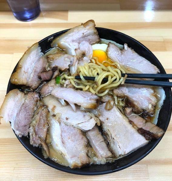 「チャーシュー麺(並) ¥850」@北大塚ラーメンの写真