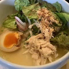 鶏白湯麺 蔭山 高田馬場店の写真
