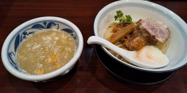 「つけめん」@らーめんつけ麺 吉田商店 本店の写真