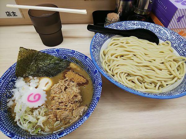 「つけ麺(中)」@狼煙 大宮店の写真