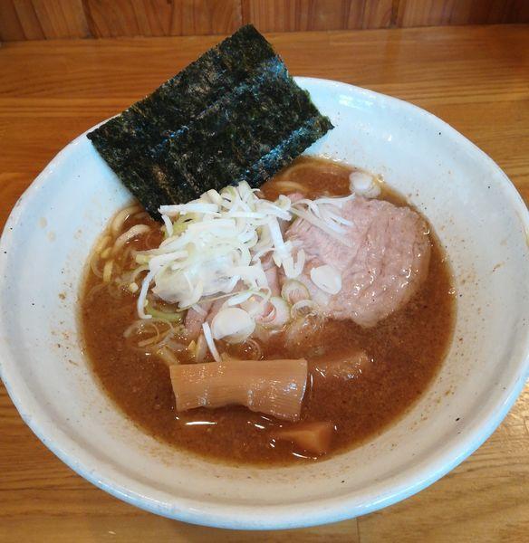 「らぁ麺」@麺道 GENTENの写真