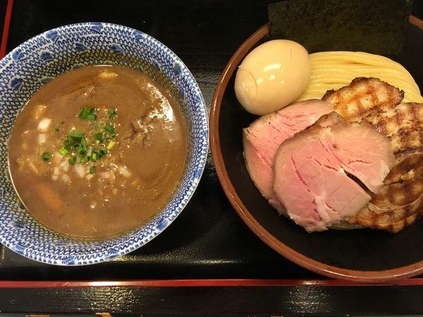 「特製つけ麺」@つけ麺 凌駕の写真