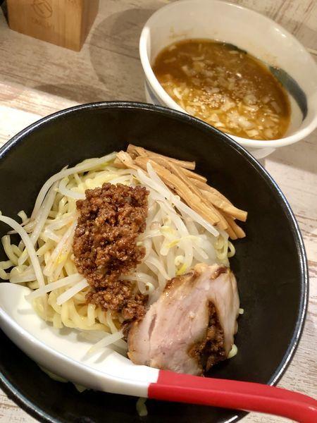 「【限定B】味噌つけ麺¥800」@麺屋 誉の写真