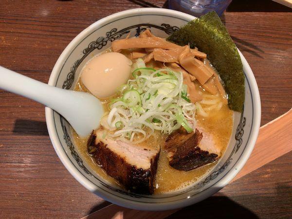 「神山ら〜麺1100円」@麺屋武蔵 神山の写真