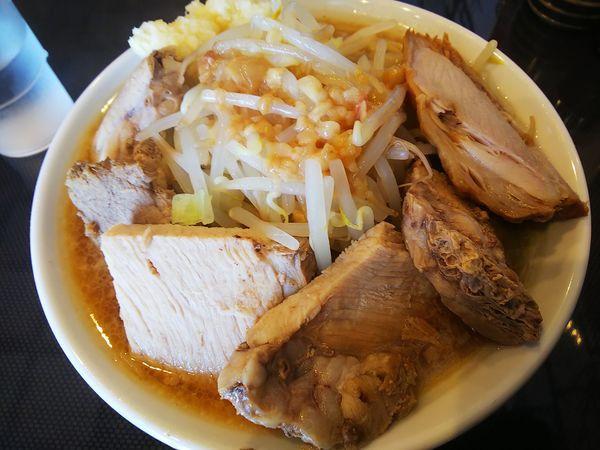 「小ラーメン 750円」@らぁ麺 しんの写真