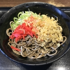 名代 富士そば 歌舞伎座前店の写真