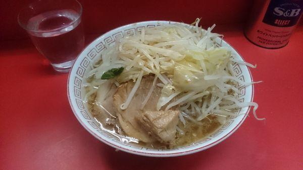 「大(ヤサイカラメ)¥650」@ラーメン二郎 三田本店の写真