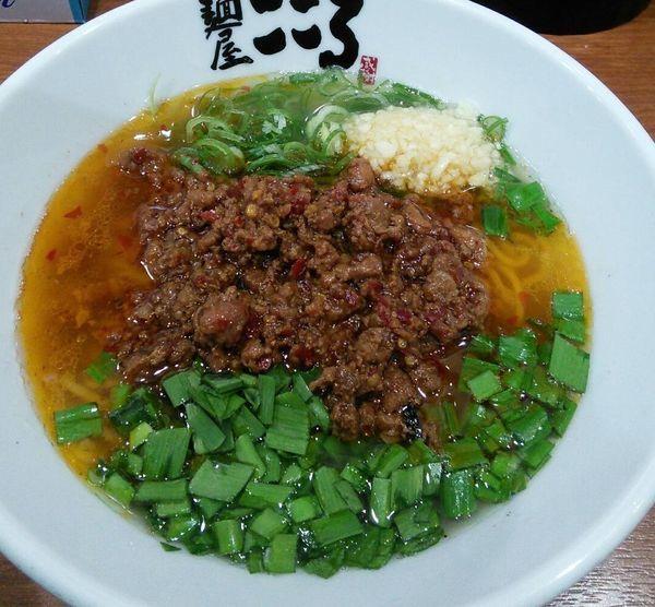「味噌台湾らーめん 850円」@麺屋こころ 六角橋店の写真