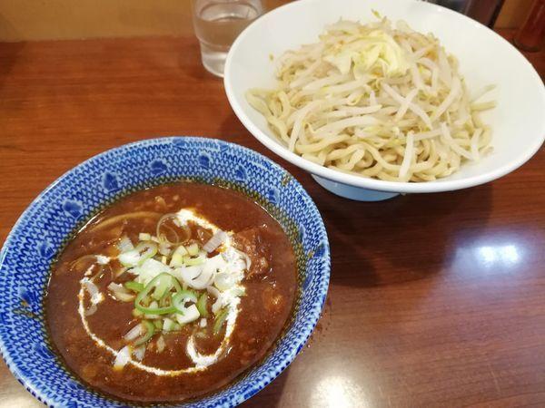 「ビーフシチューつけ麺(限定)」@メガガンジャの写真