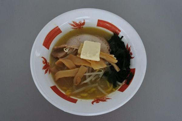 「味噌カレーバターラーメン@かわら」@ふくしまラーメンショー2019の写真