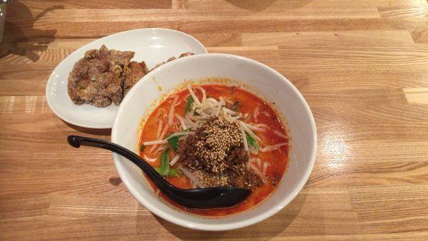 「担々麺」@かつぎやの写真