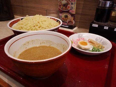 「ざる冷しつけ麺 胡麻ダレ」@中華食堂 一番館 町田店の写真