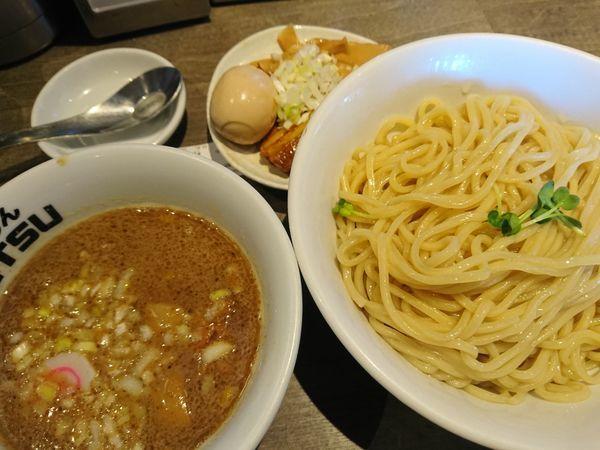 「特製つけ麺  ¥1080」@つけめんTETSU あざみ野店の写真