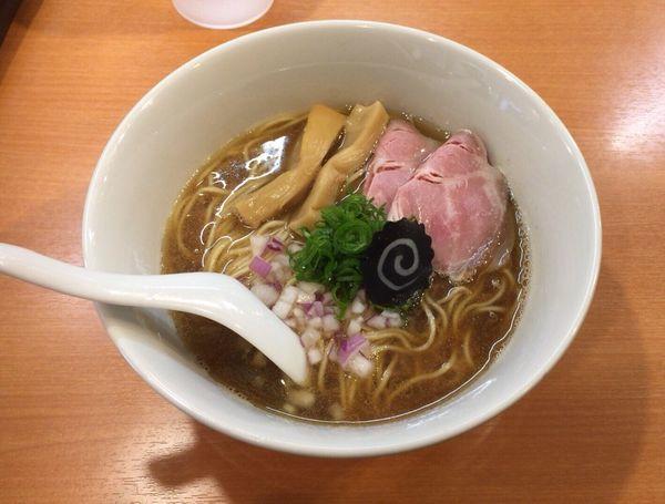 「限定」@らぁ麺 はやし田 池袋店の写真