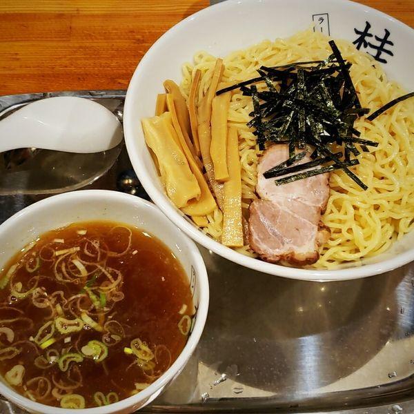 「つけそば 中(麺1.5玉)850円」@煮干しだし醤油ラーメン 桂の写真