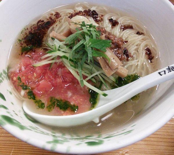 「【限定】冷やしジャージャー麺 950円」@ロ麺ズの写真