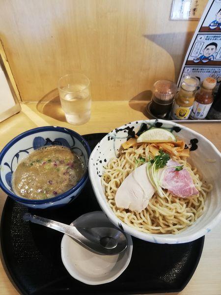 「煮干しつけ麺 大 900円」@つけ麺 たけもとの写真