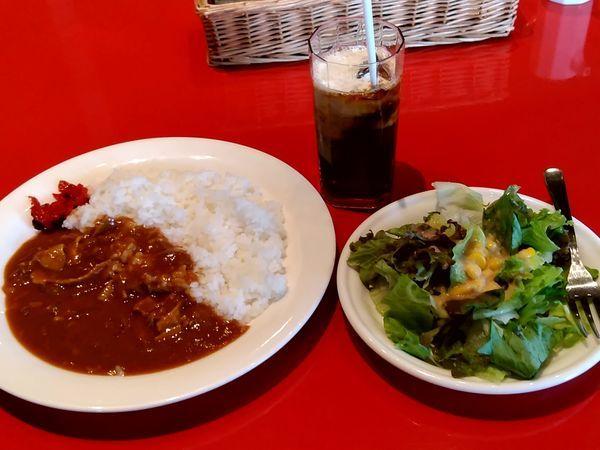 「カレーライス(並盛)630円」@遊食彩宴 サンフラワーの写真