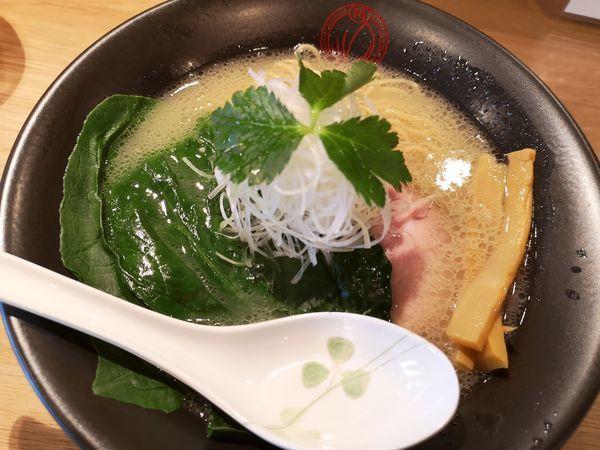 「[限定]鯛そば」@麺処 鶴舞屋の写真