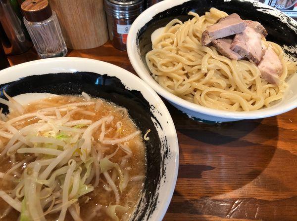 「賄いドロつけ麺」@のスた OSAKAの写真