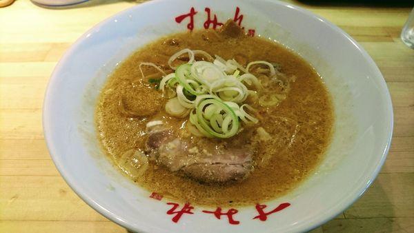 「味噌(半)」@すみれ 横浜店の写真