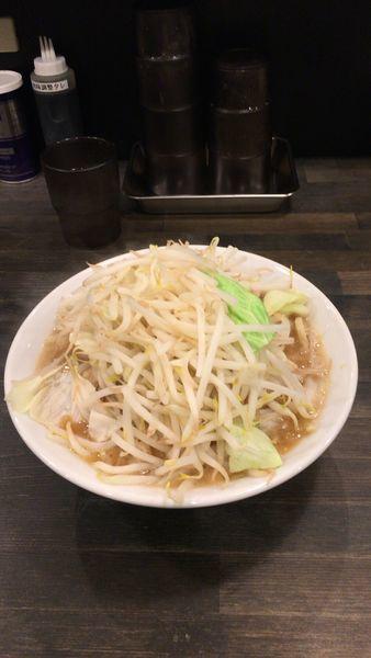 「豚そば(ニンニク無し)800円」@麺屋 奏の写真