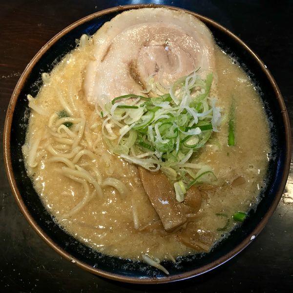 「味噌ラーメン ¥830円」@旨みこってりらーめん鐵TETSUの写真