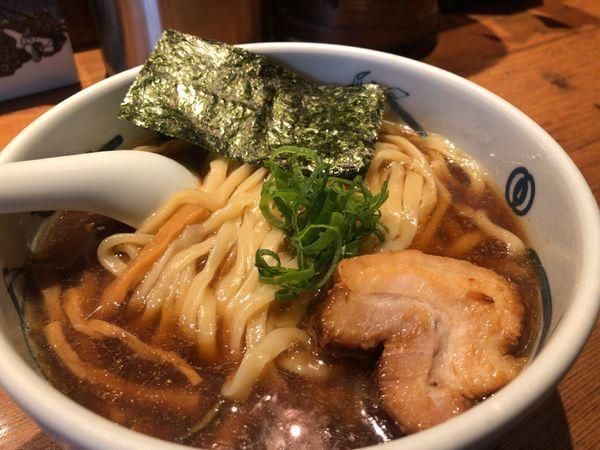 「角煮ら〜麺 900円」@麺屋武蔵 新宿本店の写真