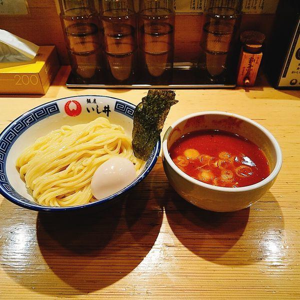 「南蛮せいろ(辛口カレー味)」@銀座 いし井 五反田店の写真