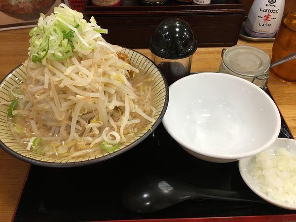 「富士そば 醤油」@優勝軒 日立店の写真