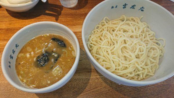 「味玉つけ麺 1,000円」@麺屋吉左右の写真
