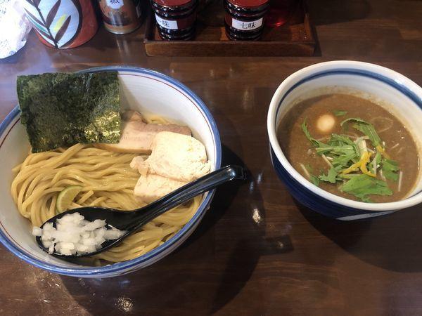 「つけ麺」@麺屋 しりとりの写真