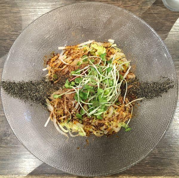 「冷やし担担麺」@雲林坊 日本橋室町店の写真
