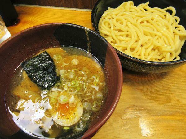 「塩つけ麺(小盛)(800円)」@竹屋 田無店の写真
