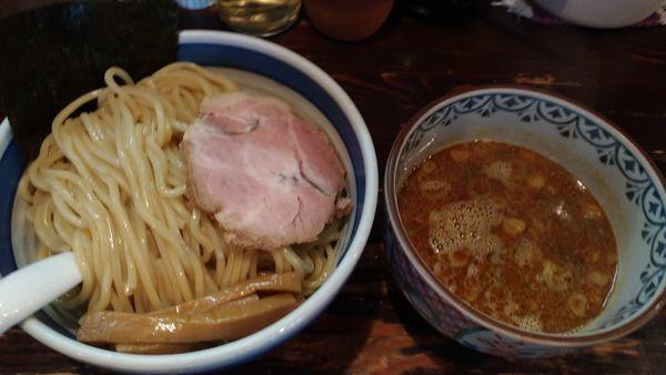 「カレーつけ麺」@とうかんやの写真