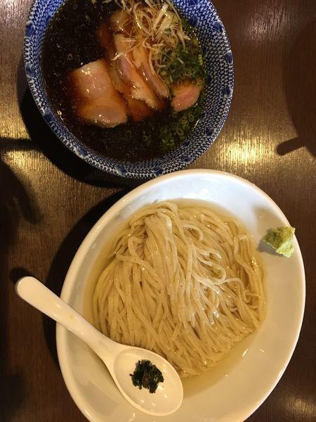「昆布水つけ麺」@麺処 青野の写真