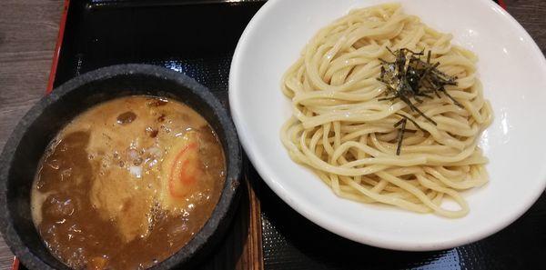「丸和つけ麺」@つけ麺丸和 名駅西店の写真